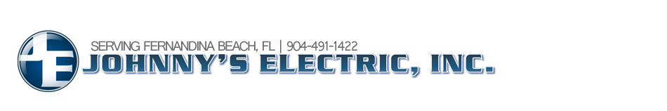 Electrician Fernandina Beach - Johnny's Electric Inc. Logo